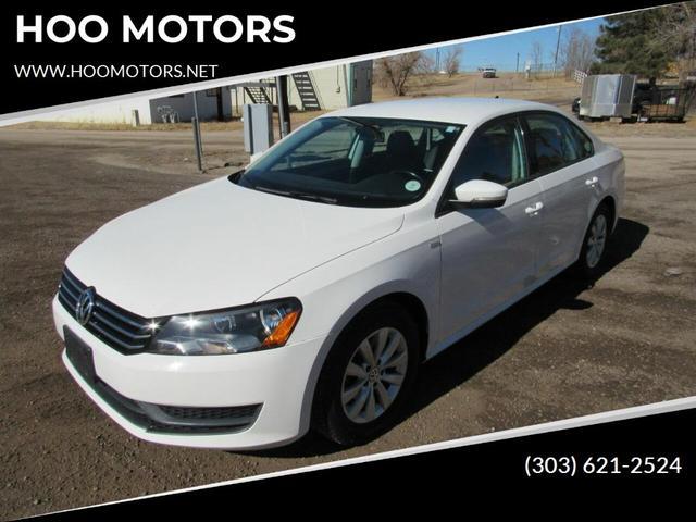 2015 Volkswagen Passat for Sale in Kiowa, CO - Image 1