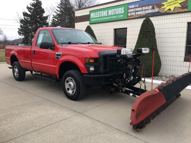 2008 Ford F-250 for Sale in New Baltimore, MI - Image 1