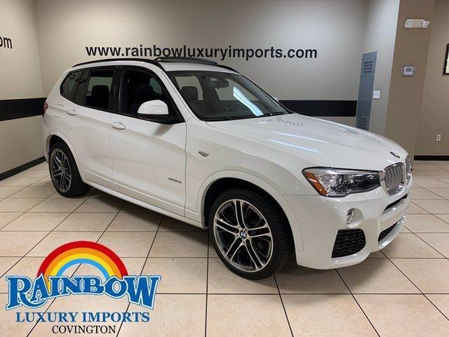 2017 BMW X3 for Sale in Covington, LA - Image 1