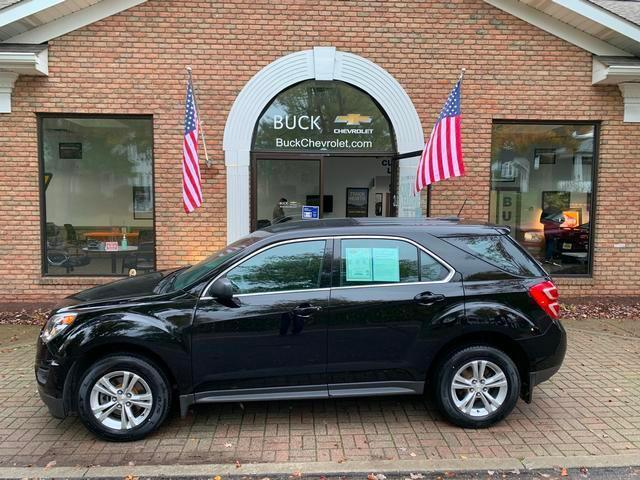 2017 Chevrolet Equinox for Sale in Canal Fulton, OH - Image 1