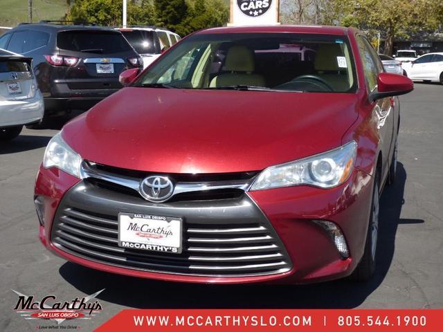 2016 Toyota Camry for Sale in San Luis Obispo, CA - Image 1