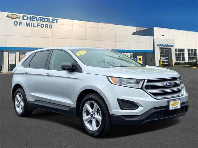 2017 Ford Edge a la venta en Milford, CT - Image 1