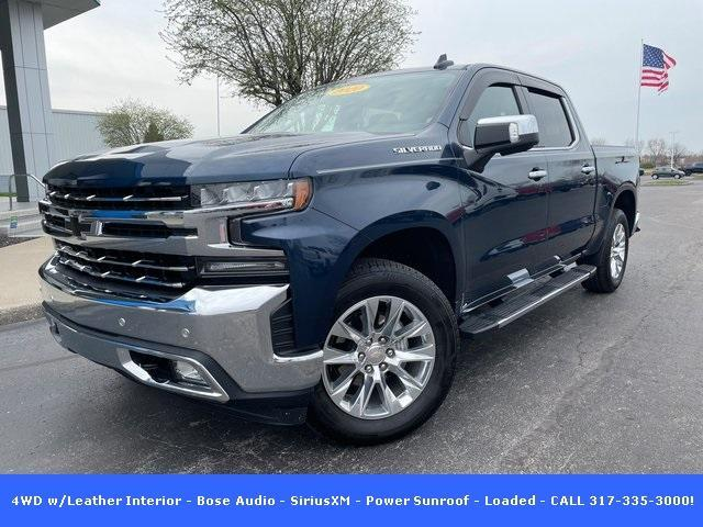 2020 Chevrolet Silverado 1500 for Sale in McCordsville, IN - Image 1
