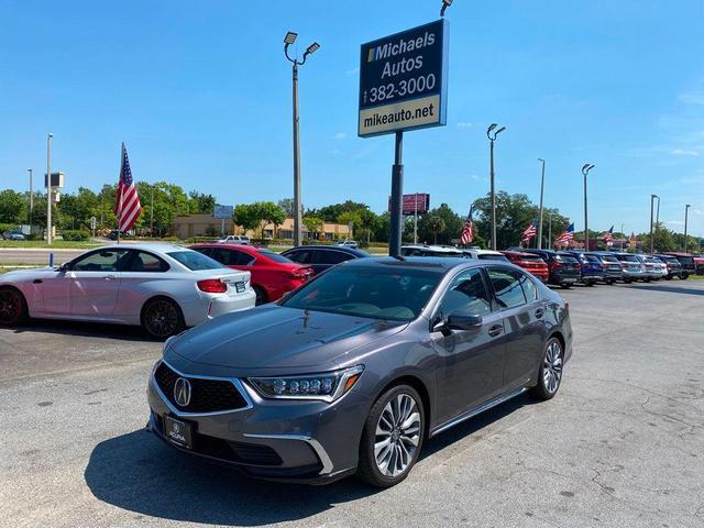 2020 Acura RLX for Sale in Orlando, FL - Image 1