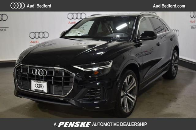Used 2019 Audi Q8 30t Premium Suv In Bedford Oh Near 44146
