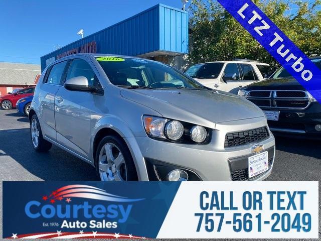 2016 Chevrolet Sonic for Sale in Chesapeake, VA - Image 1