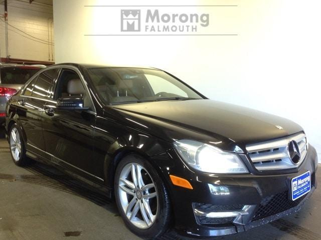 Mercedes-Benz C-Class 2012 for Sale in Falmouth, ME