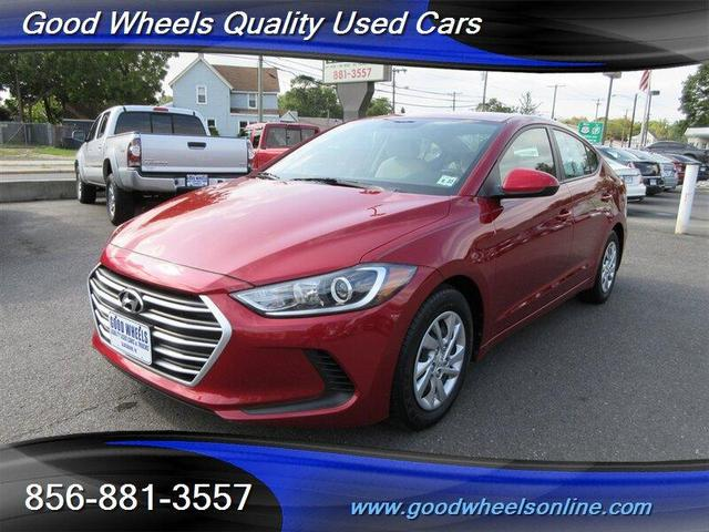 2017 Hyundai Elantra for Sale in Glassboro, NJ - Image 1
