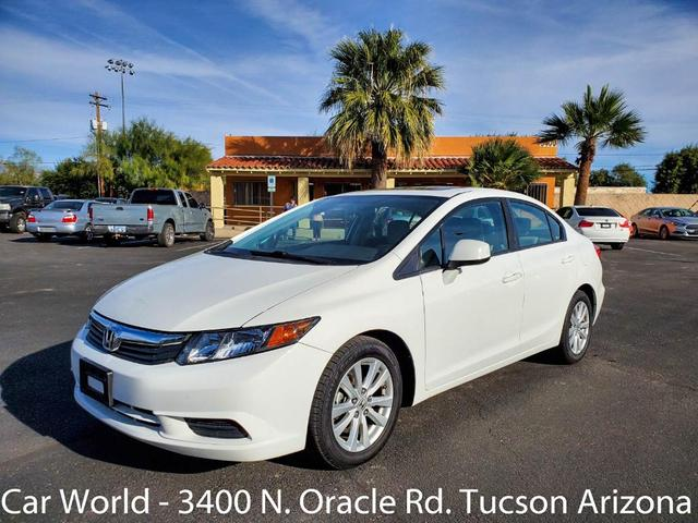2012 Honda Civic for Sale in Tucson, AZ - Image 1