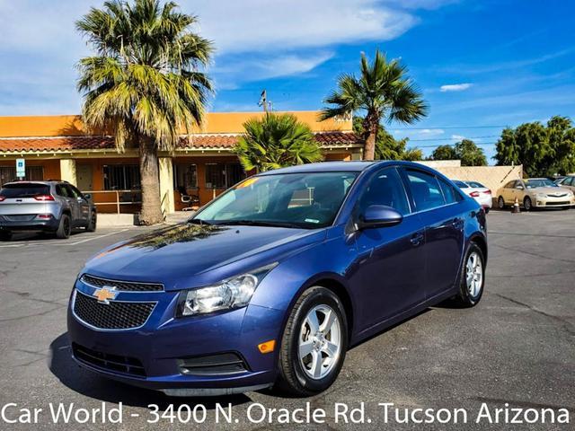 2014 Chevrolet Cruze for Sale in Tucson, AZ - Image 1