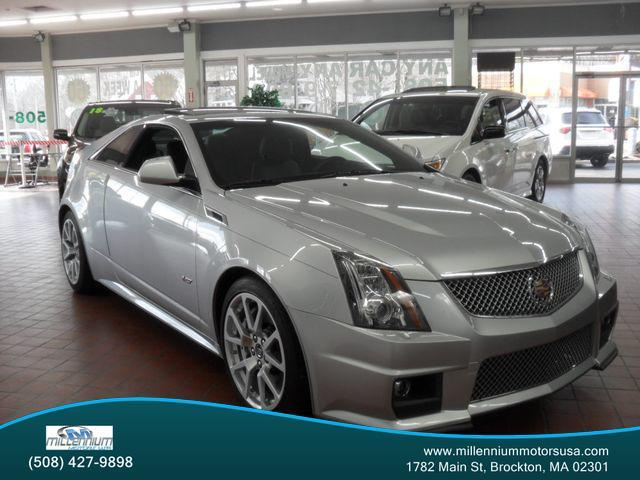 2011 Cadillac CTS-V for Sale in Brockton, MA - Image 1