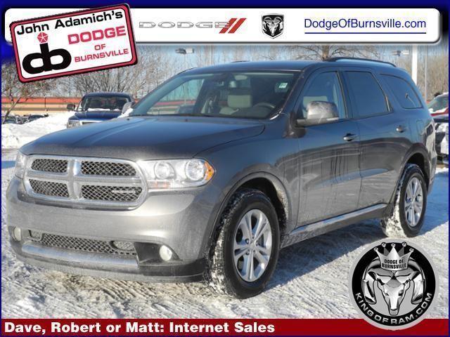 2012 Dodge Durango for Sale in Burnsville, MN - Image 1