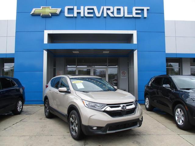 2018 Honda CR-V a la venta en Indianapolis, IN - Image 1