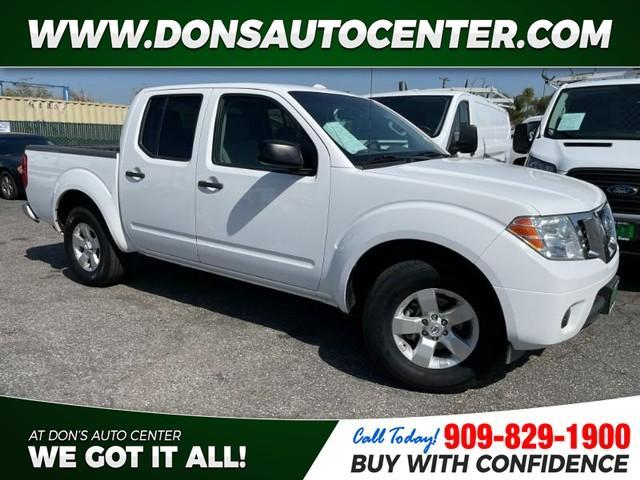 2012 Nissan Frontier for Sale in Fontana, CA - Image 1