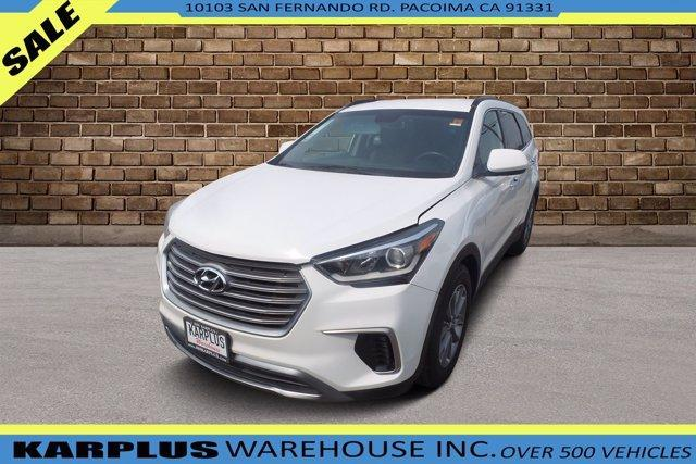 2017 Hyundai Santa Fe for Sale in Pacoima, CA - Image 1