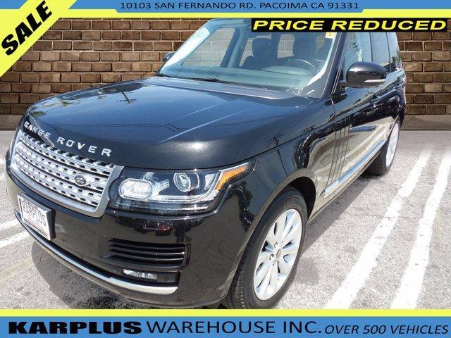 2013 Land Rover Range Rover for Sale in Pacoima, CA - Image 1