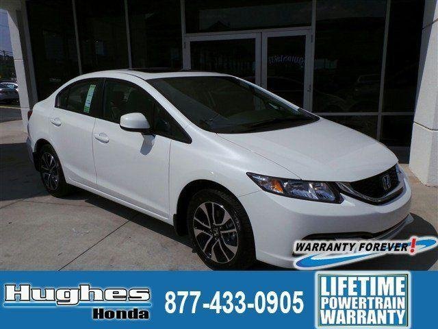 Used 2013 Honda Civic Ex L Sedan In Warner Robins Ga Near