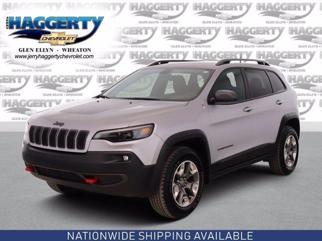 2019 Jeep Cherokee for Sale in Glen Ellyn, IL - Image 1