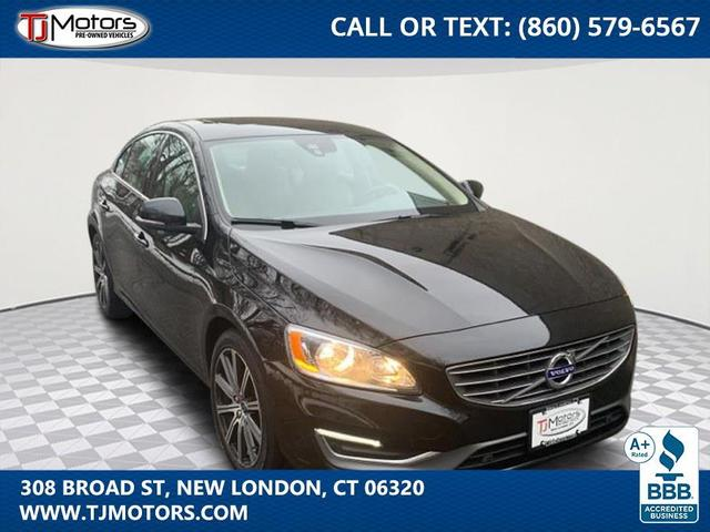 2018 Volvo S60 Inscription for Sale in New London, CT - Image 1