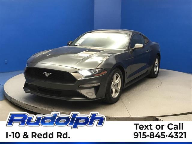 2020 Ford Mustang a la venta en El Paso, TX - Image 1