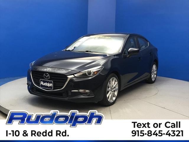 2017 Mazda Mazda3 a la venta en El Paso, TX - Image 1