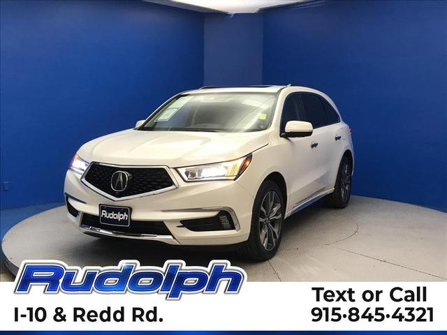 2019 Acura MDX for Sale in El Paso, TX - Image 1