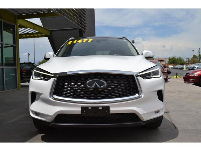 2019 INFINITI QX50 a la venta en Tempe, AZ - Image 1