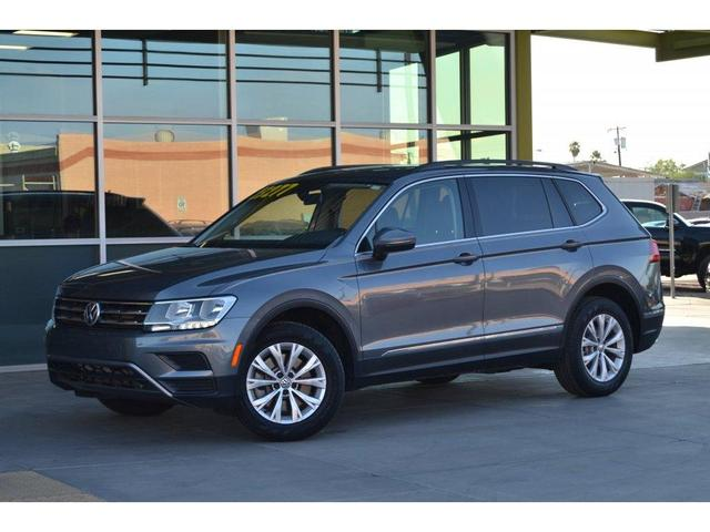 2018 Volkswagen Tiguan for Sale in Tempe, AZ - Image 1