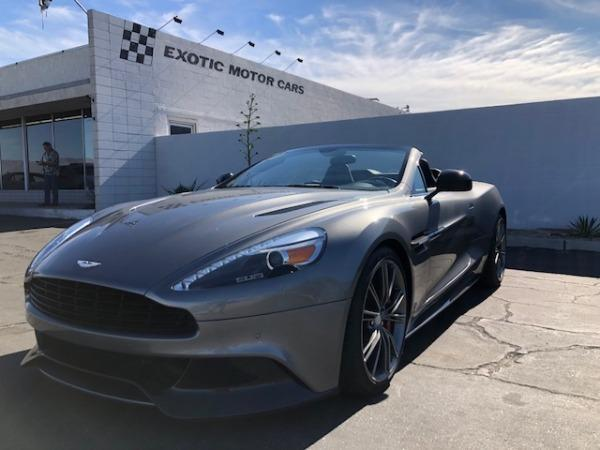 2015 Aston Martin Vanquish for Sale in Palm Springs, CA - Image 1