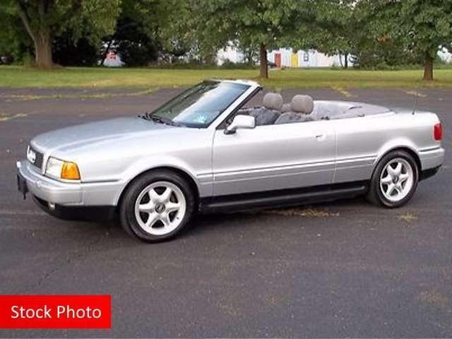 1998 Audi Cabriolet for Sale in Denver, CO - Image 1