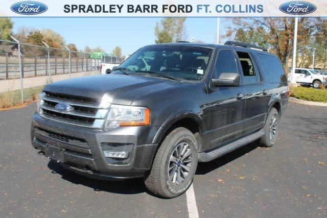Spradley Barr Ford >> Used 2017 Ford Expedition El Xlt Suv In Fort Collins Co Near 80525 1fmjk1jt4hea31355 Auto Com