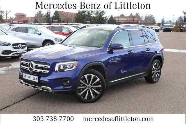 2021 Mercedes-Benz GLB 250 a la venta en Littleton, CO - Image 1