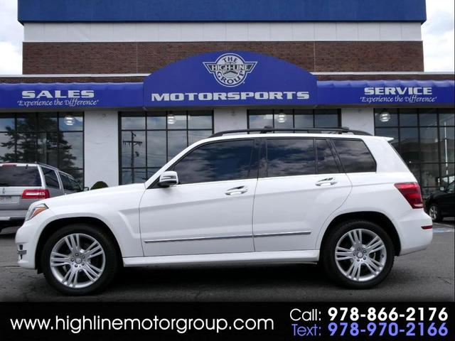 2013 Mercedes-Benz GLK-Class for Sale in Lowell, MA - Image 1