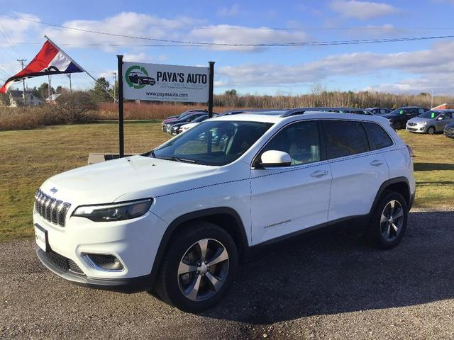 2019 Jeep Cherokee for Sale in Williston, VT - Image 1