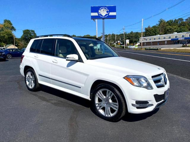 2013 Mercedes-Benz GLK-Class for Sale in Topsfield, MA - Image 1