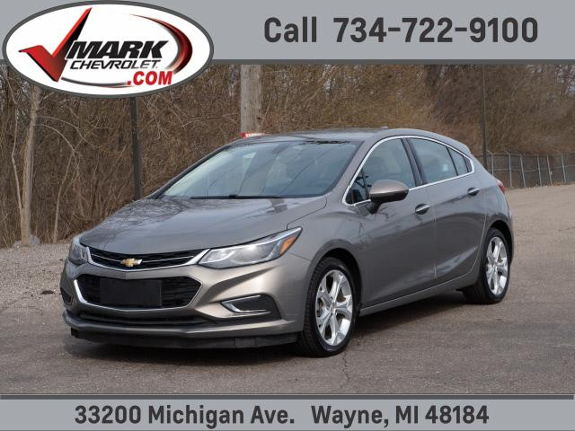 2017 Chevrolet Cruze for Sale in Wayne, MI - Image 1