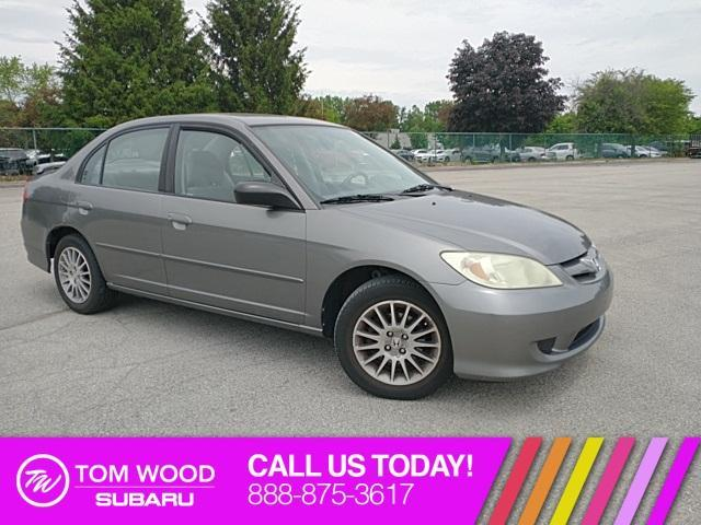 2005 Honda Civic for Sale in Indianapolis, IN - Image 1