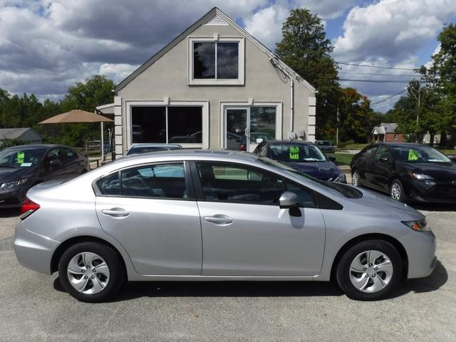 2014 Honda Civic for Sale in Crestwood, KY - Image 1