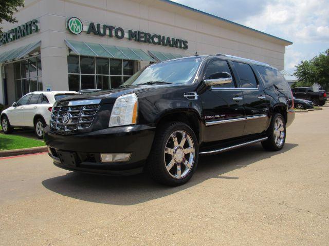 2008 Cadillac Escalade Esv >> Used 2008 Cadillac Escalade Esv Suv In Plano Tx Auto Com 1gyfk66878r144294