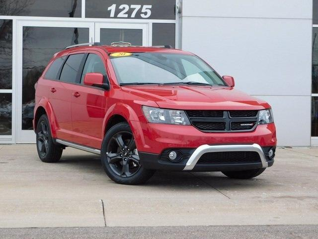 2020 Dodge Journey for Sale in Battle Creek, MI - Image 1