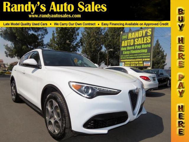 2018 Alfa Romeo Stelvio for Sale in Ontario, CA - Image 1
