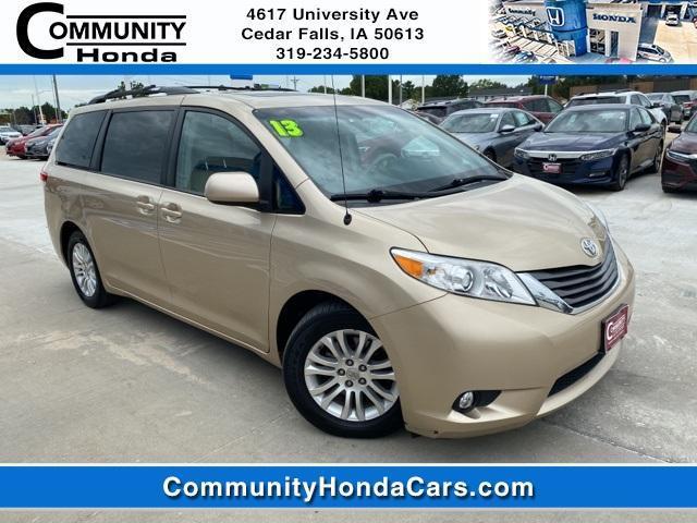 2013 Toyota Sienna for Sale in Cedar Falls, IA - Image 1