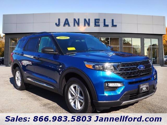 2020 Ford Explorer for Sale in Hanover, MA - Image 1