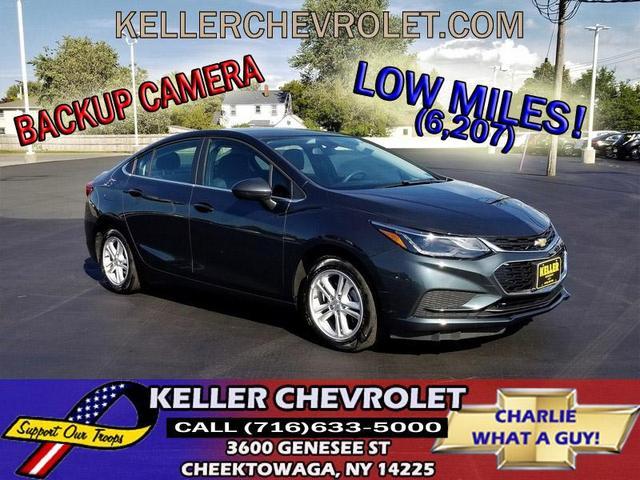 2017 Chevrolet Cruze for Sale in Buffalo, NY - Image 1