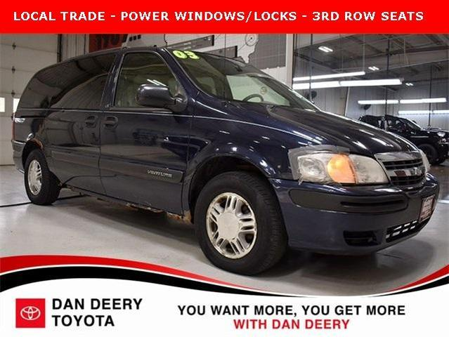 2003 Chevrolet Venture for Sale in Cedar Falls, IA - Image 1