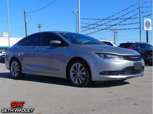 2015 Chrysler 200 for Sale in Ada, OK - Image 1