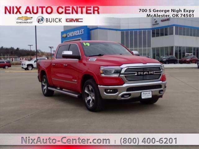 2019 RAM 1500 for Sale in McAlester, OK - Image 1