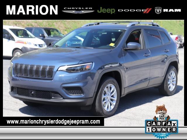 2021 Jeep Cherokee a la venta en Marion, NC - Image 1