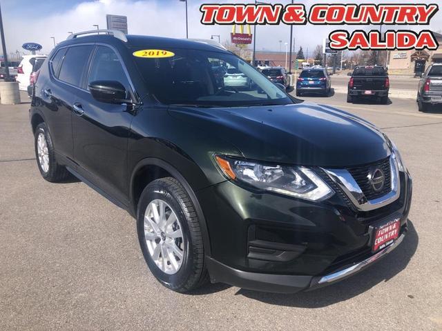 2019 Nissan Rogue a la venta en Salida, CO - Image 1