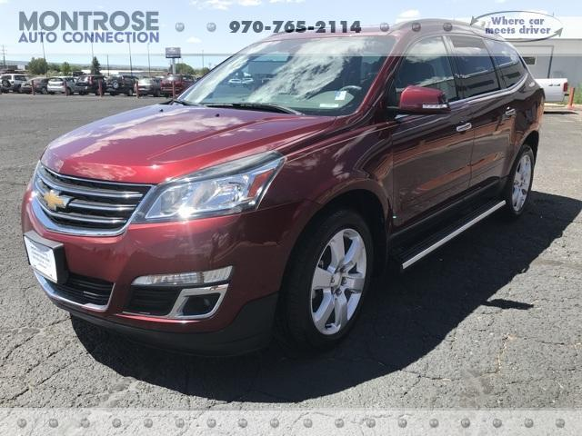 2017 Chevrolet Traverse for Sale in Montrose, CO - Image 1